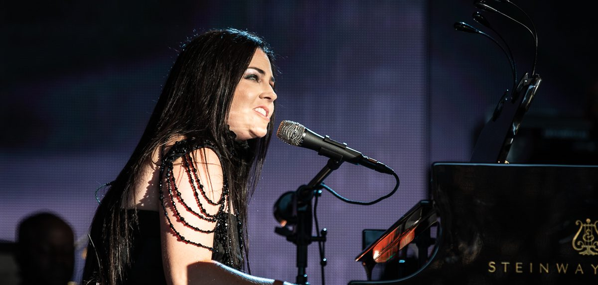 Evanescence and Lindsey Stirling at DTE
