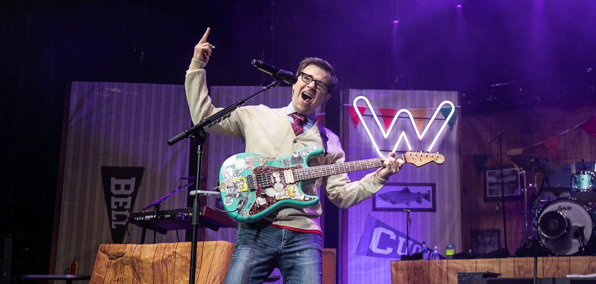 Weezer in Detroit