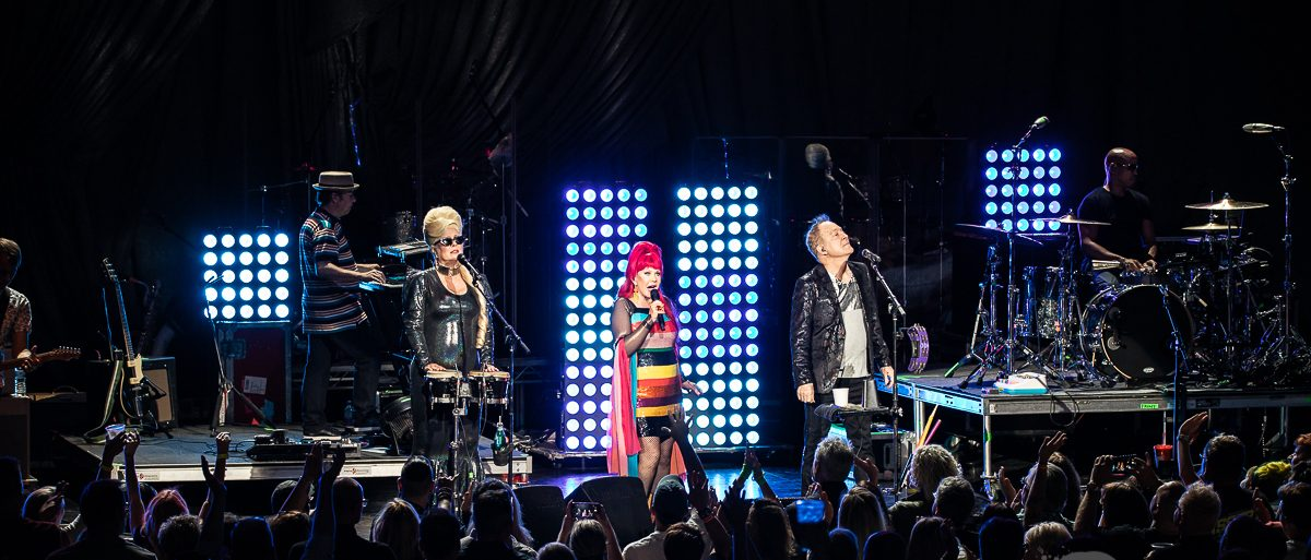 B-52s and Thompson Twins at DTE