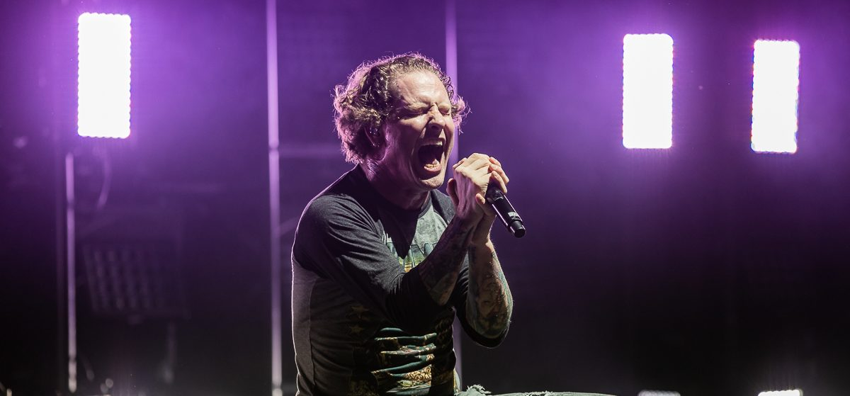 Stone Sour On Tour With Ozzy