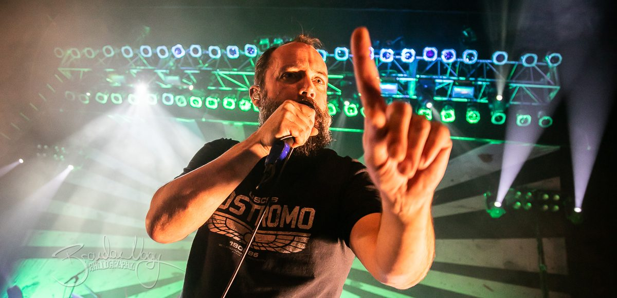Clutch and Seven Dust at The Fillmore