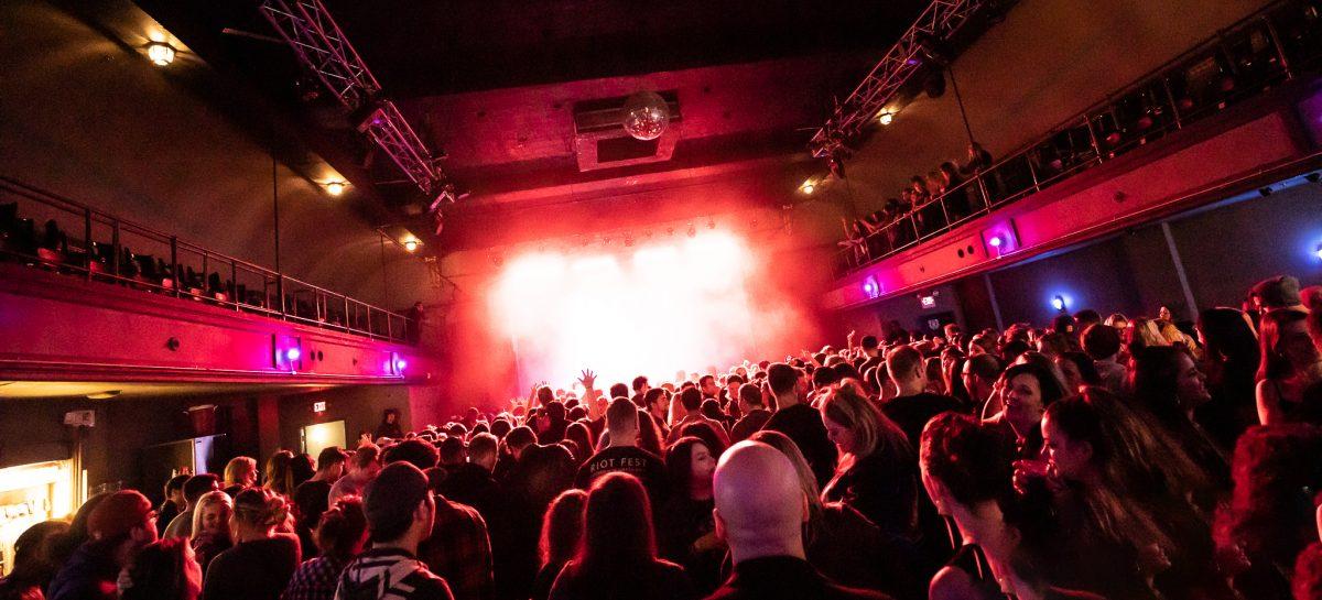 Emo Night Brookyln at St. Andrews