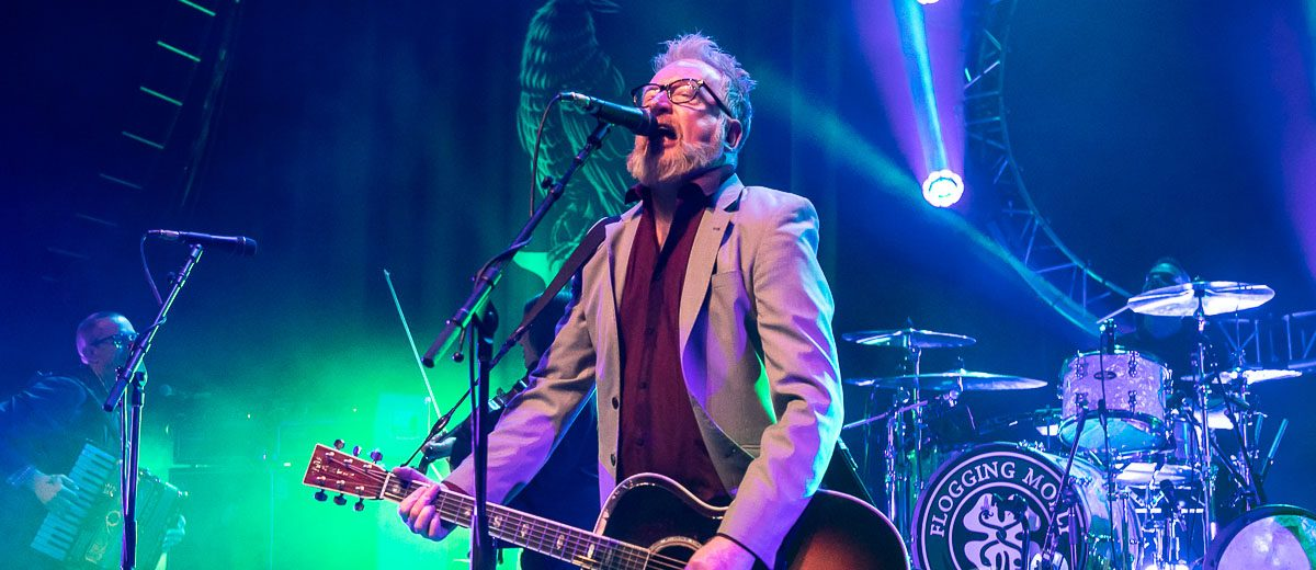 Flogging Molly at The Fillmore