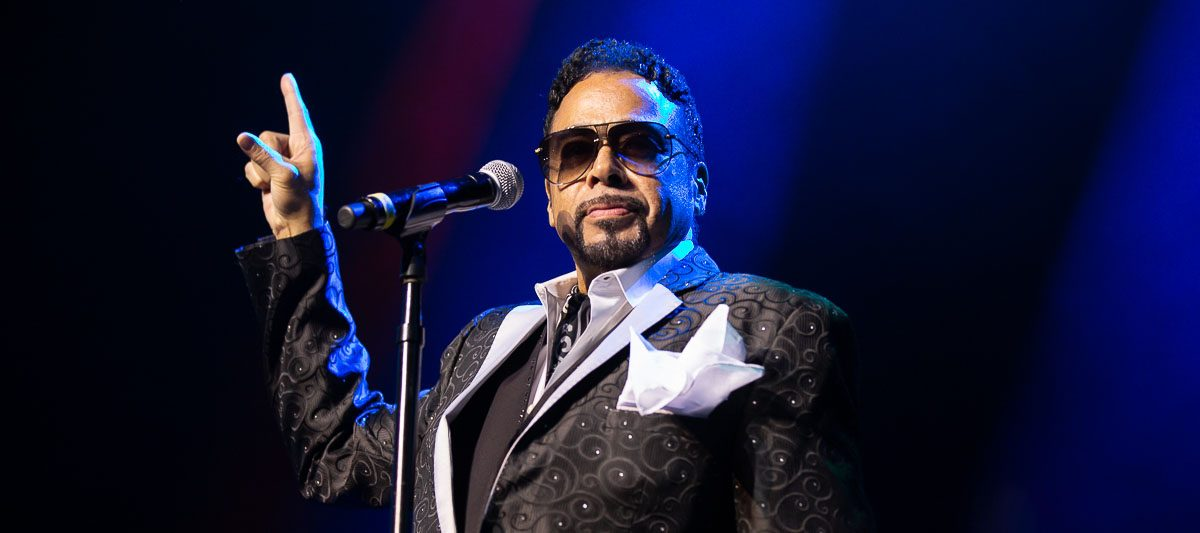 Morris Day and the Time at Sound Board