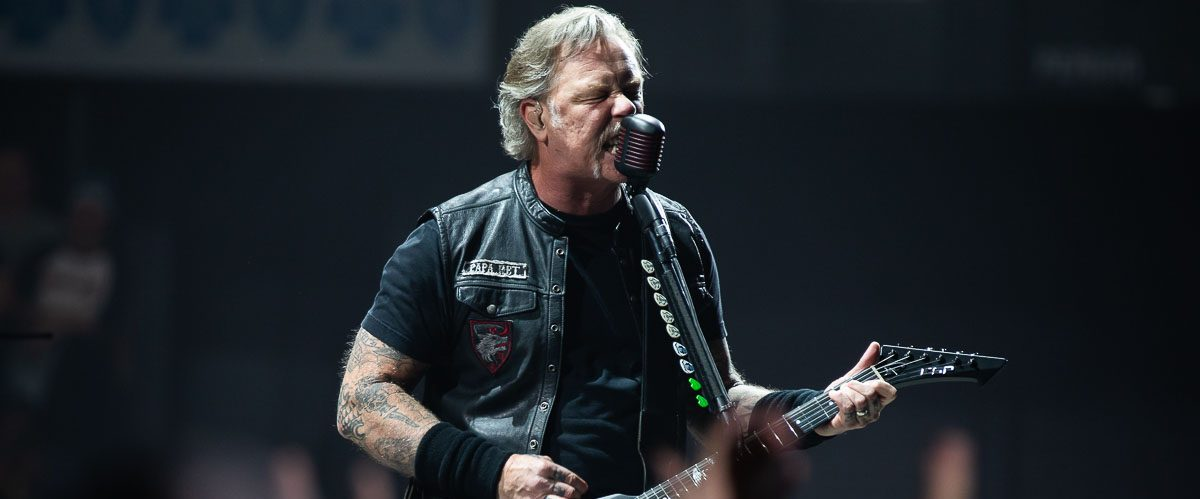 Metallica's Hard Wired Tour in GR