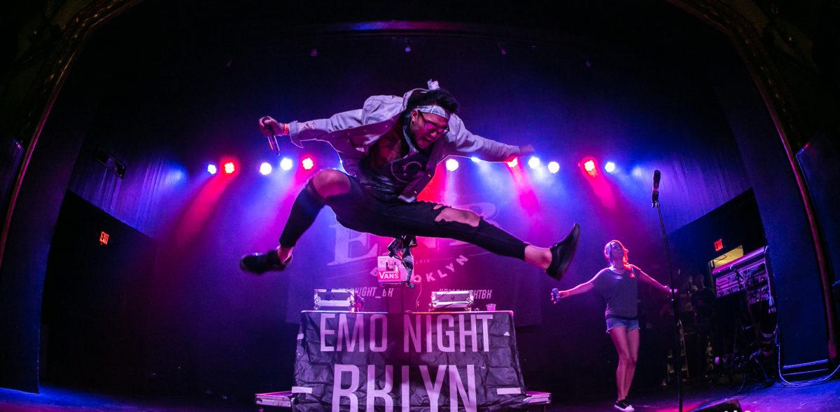 Emo Night Brooklyn at St. Andrews 5/18