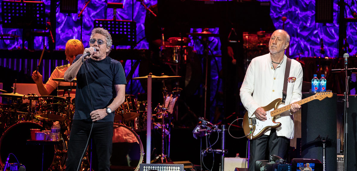 The Who with Arkells in Detroit