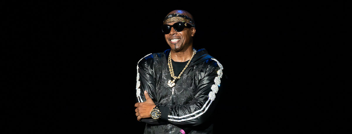 MC Hammer's  House Party at DTE